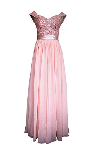 FineApparel FineApparel Kleid Rose Damen Maxikleid Damen 8rpwxRq8