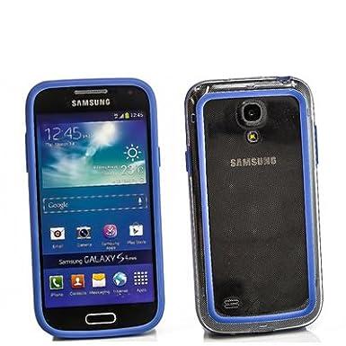 Diseño de silicona funda para Samsung i9190 i9195 Galaxy S4 ...