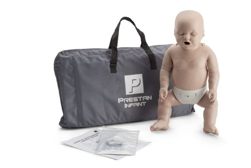 Prestan Professional Infant CPR-AED Training Manikin Medium Skin (without CPR Monitor)