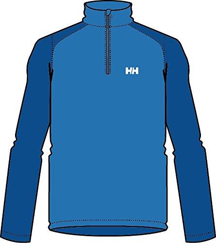 blue Helly 1 Hombre water azul Daybreaker Zip 2 Polar Hansen Sudadera pUqpO