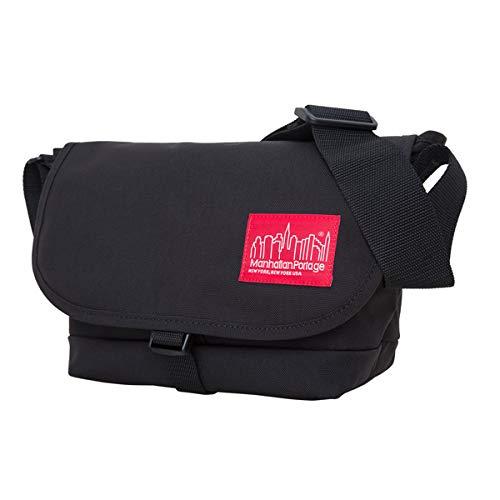 Manhattan Portage Straphanger Messenger Bag, Small, Black