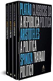 Box Clássicos Da Política - Exclusivo Amazon