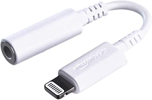 3,5mm Audio 0,13 m für iPads//iPhones mit Lightning Buchse Adapter Lightning