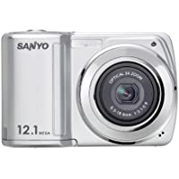 Sanyo VPC-S122 12MP 3x optical zoom digital camera