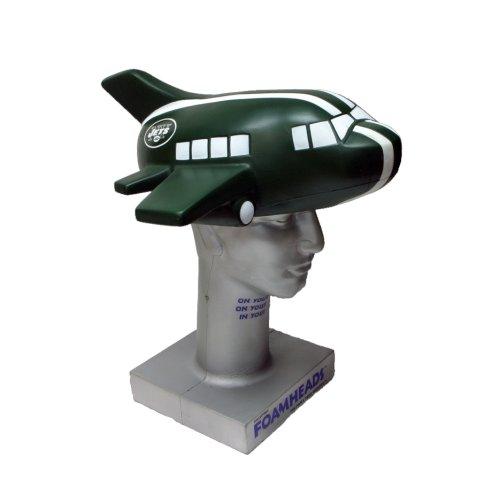 New York Jets Foamhead – Football Theme Hats 07562d33d