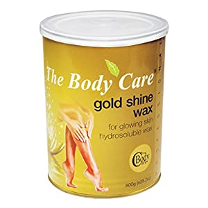 BODYCARE Gold Shine Hydrosoluble Wax, 700 g