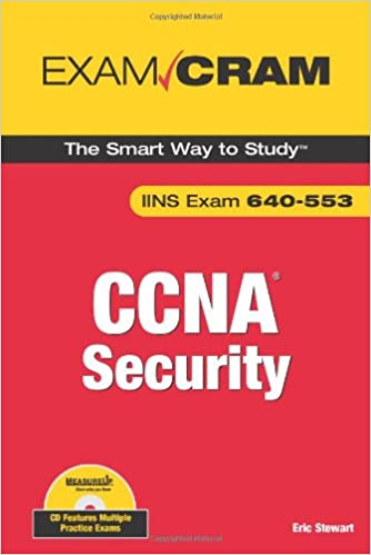 CCNA Security Exam Cram (Exam IINS 640-553): 9780789738004
