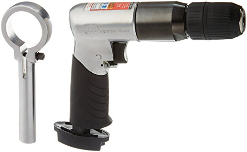 - Ingersoll Rand EC112 Reversible Air Drill, 1/2