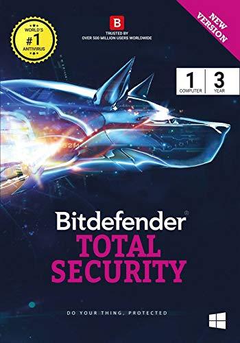 free bitdefender total security 2018 key