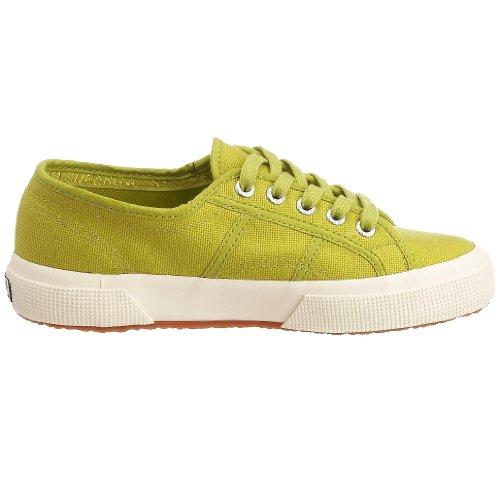 Superga Verde Cotu apple Green Zapatillas 2750 Mujer Classic FwqFavO