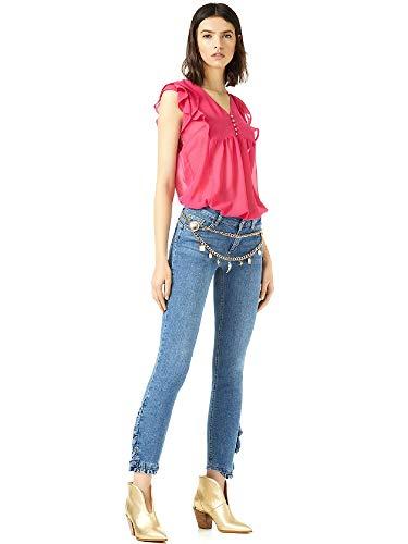 Jo U19041d4313 Pantalones Liu Mujer Vaqueros 7qAdznPdUx