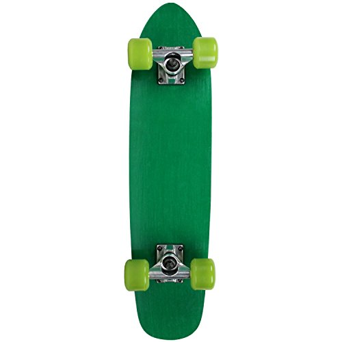 - MPI NOS Complete Fiberglass Wide Tail Skateboard with Grip, 6.75