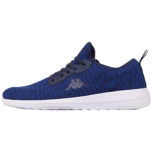 Blue navy Mixte Kappa Baskets 6067 Adulte Gizeh Blau wSYPTq4x