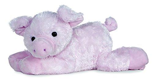 """Aurora World Flopsie Piggolo Pig 12"""""""