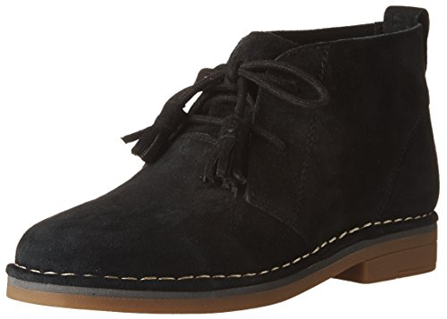 Hush Puppies Women's Cyra Catelyn Boot, Black, 6.5 M US