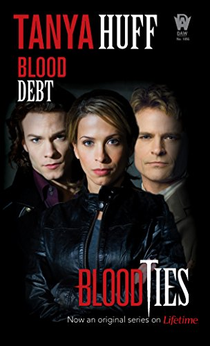 book cover of Blood Debt