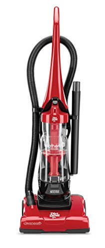 Dirt Devil UD70100RM Featherlite Corded Bagless Upright Vacuum Cleaner