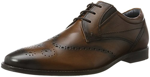 Stringate s Oliver 13203 Uomo Marrone Oxford Tan Scarpe qtRPat