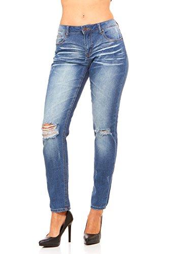 Christopher Blue Corduroy Jeans - 9