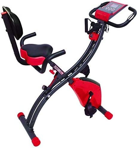 Echelon Flex Bike Ultra Red