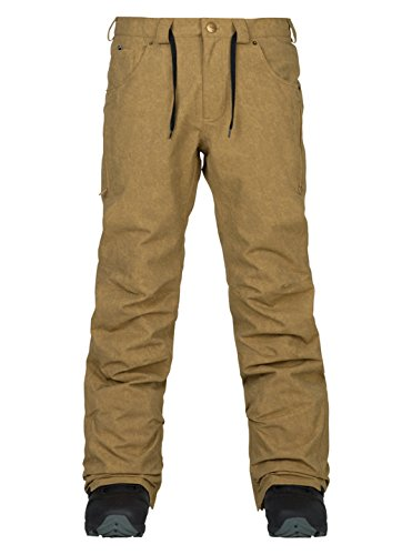 Men's Analog Thatcher Ski Snowboard Pants Kelp Size Medium (Analog Snowboard Pants)