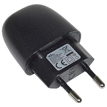 Wiko tn-050100e4 cargador Original USB, cargador Universal ...