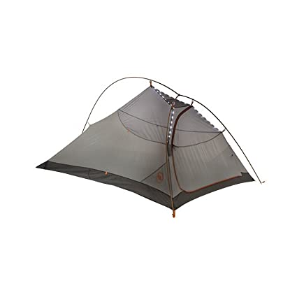 Big Agnes Fly Creek UL 2 mtnGLO Tent Silver / Grey 2 Person  sc 1 st  Amazon.com & Amazon.com : Big Agnes Fly Creek UL 2 mtnGLO Tent Silver / Grey 2 ...