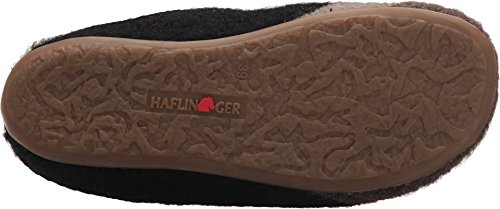 Haflinger Haflinger Womens Black Womens Cascade 4f87xfqYw