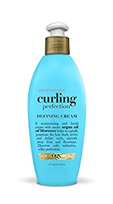 OGX Moroccan Curling Perfection
