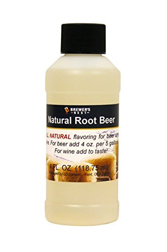 Brewer's Best Natural Beer and Wine Fruit Flavoring (Root ()