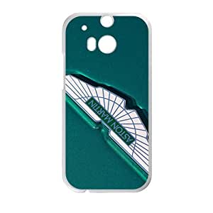 Happy Aston Martin sign fashion cell phone case for HTC One M8