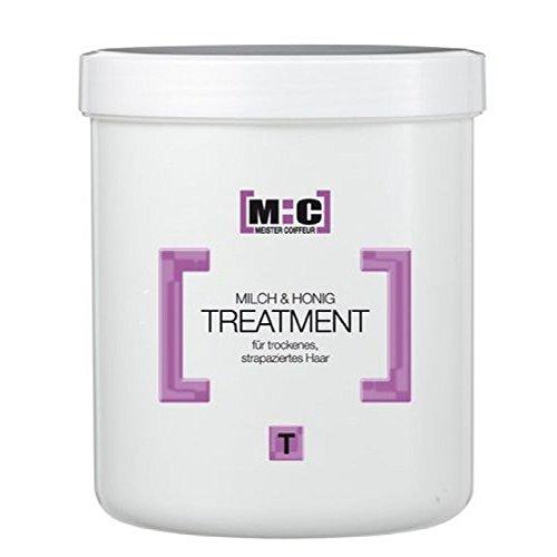 M:C Meister Coiffeur - Milch & Honig Treatment T Pflege-Kur für trockenes & strapaziertes Haar - 1000 ml