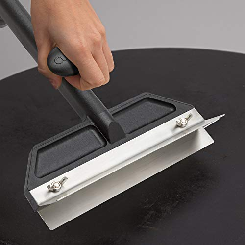 Cuisinart CCB-909, Extra Large Griddle Scraper, 9-Inch