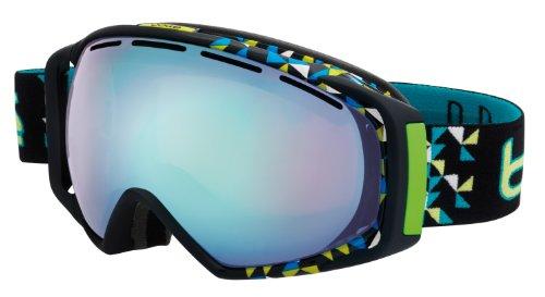 Bolle 21151 Gravity Ski Google, Black - Goggles Ski Gravity Bolle