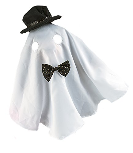 [Ghost Boo Outfit Fits Most 8