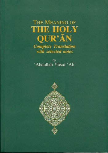Download The Meaning of Holy Quran book pdf | audio id:7kn3uim