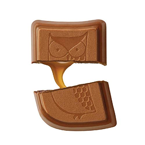 Awake Chocolate Caramel Chocolate Bites, 95 count (95 Count) by AWAKE Caffeinated Chocolate (Image #1)