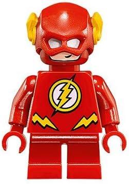 LEGO Minifigure - DC Comics Super Heroes - THE FLASH (Short Legs)