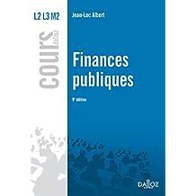 Finances publiques (Cours) (French Edition)