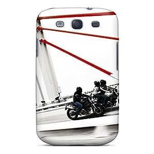 OcIIX23460kDyfA SpecialUandMe Ducati Monster Durable Galaxy S3 Tpu Flexible Soft Case