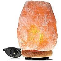 Himalayan Glow 1002 Pink Crystal Salt Lamp Salt Lamp...