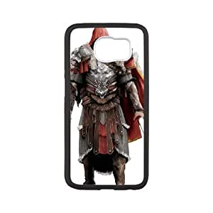 Assassin'S Creed Ii Samsung Galaxy S6 Cell Phone Case Black TPU Phone Case SY_735094