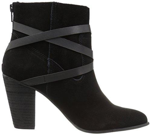 Carlos by Carlos Santana Women's Miles Ankle Boot Black fLnQGddz