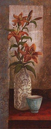 (Spiced Jewels I By Linda Wacaster - 8 x 20 Art Print Poster)