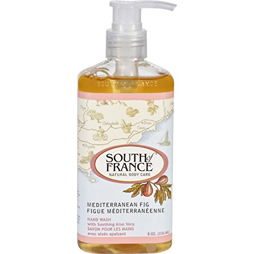 SOUTH OF FRANCE Mediterranean Fig Hand Wash, 0.02 -