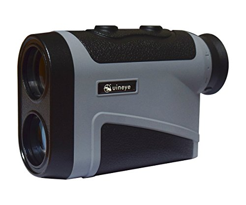 Golf Rangefinder - Range : 5-1950 Yards, Bluetooth Compatible Laser Range Finder with Height, Angle, Horizontal Distance Measurement Perfect for Hunting, Golf, Engineering Survey