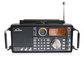 Tecsun S2000 MW/FM/LW/SW con sintonizador PLL SSB Air ...