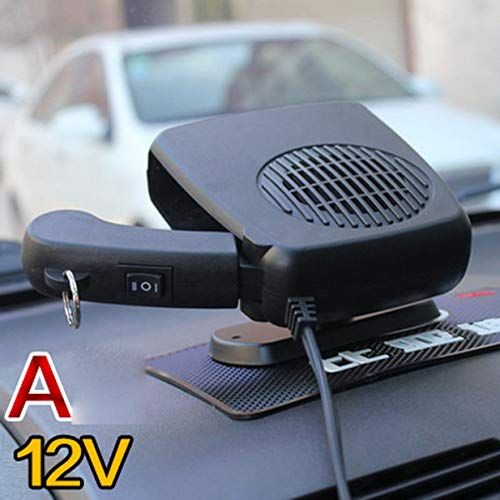 banbie8409 12V car heater windshield defroster car electric heater windmill heater: