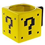 Super Mario Bros. 17oz Ceramic Power-Up Mystery Box Mug