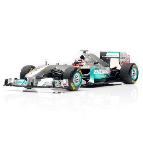 PMA 1/43 Mercedes GP F1 Team Showcar 2011 M.Schumacher 完成品 B005K7IGR2